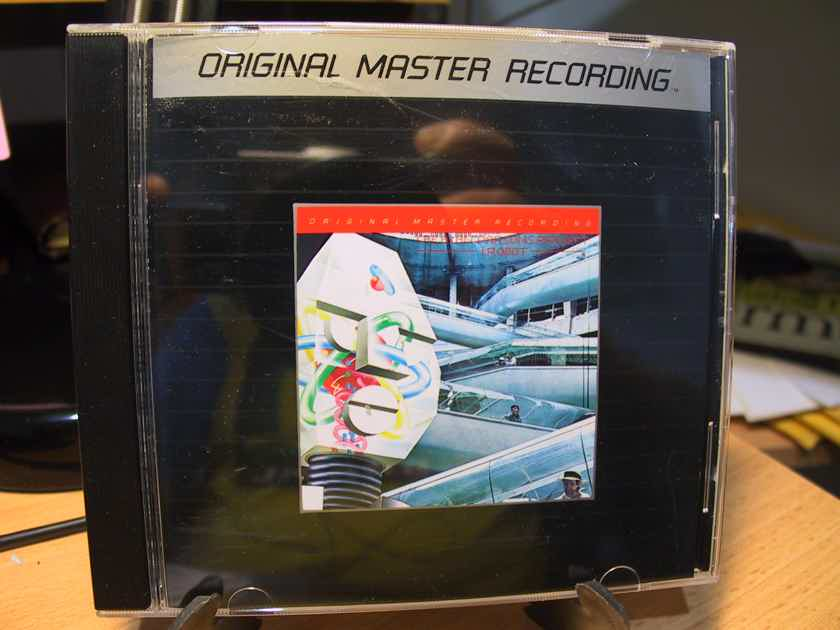MFSL MFCD-804 Alan Parsons Project I Robot