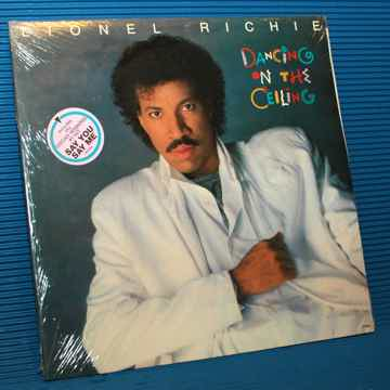 "LIONEL RICHIE  - ""Dancing On the Ceiling"" -  Motown 198..."