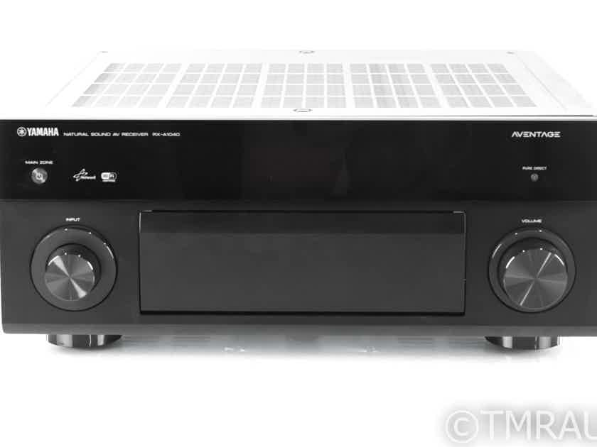 Yamaha RX-A1040 7.2 Channel Home Theater Receiver; WiFi; AirPlay; 4K; Remote (21906)