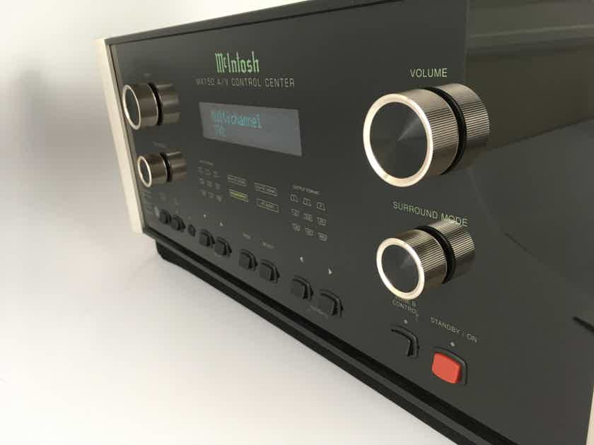 McIntosh MX-150 Flagship Theater Processor, Complete and Tested