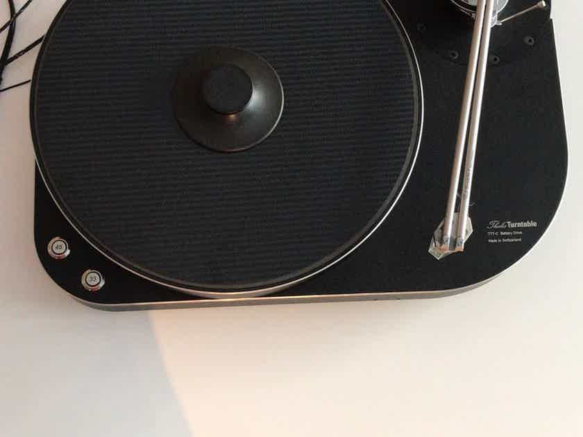 Thales TTT-Compact Turntable+Simplicity Arm