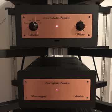Unit in audio rack