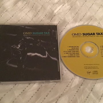 Orchestral Manoeuvres In The Dark Mastered By Nimbus  Sugar Tax