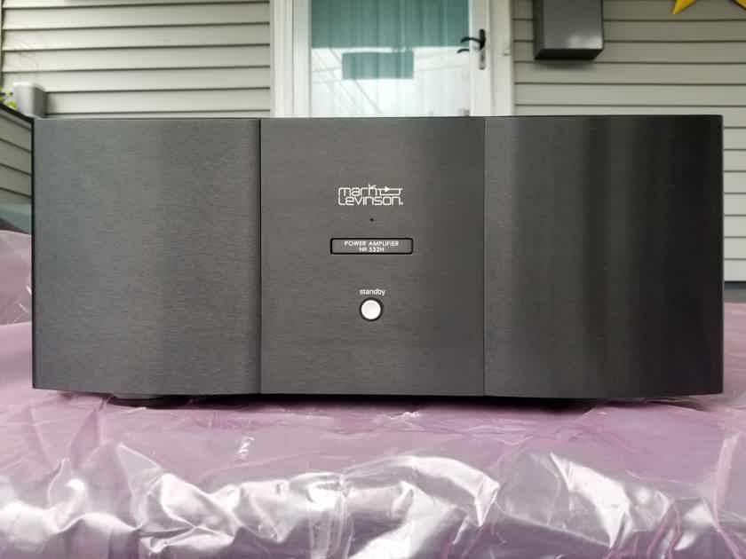 Mark Levinson  No. 532H Amplifier : Trades OK
