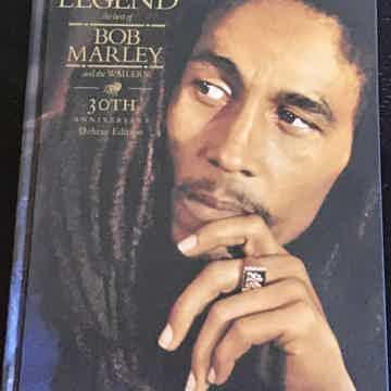 Bob Marley Legend - 30th Anniversary Edition [CD/Blu-Ray Audio]