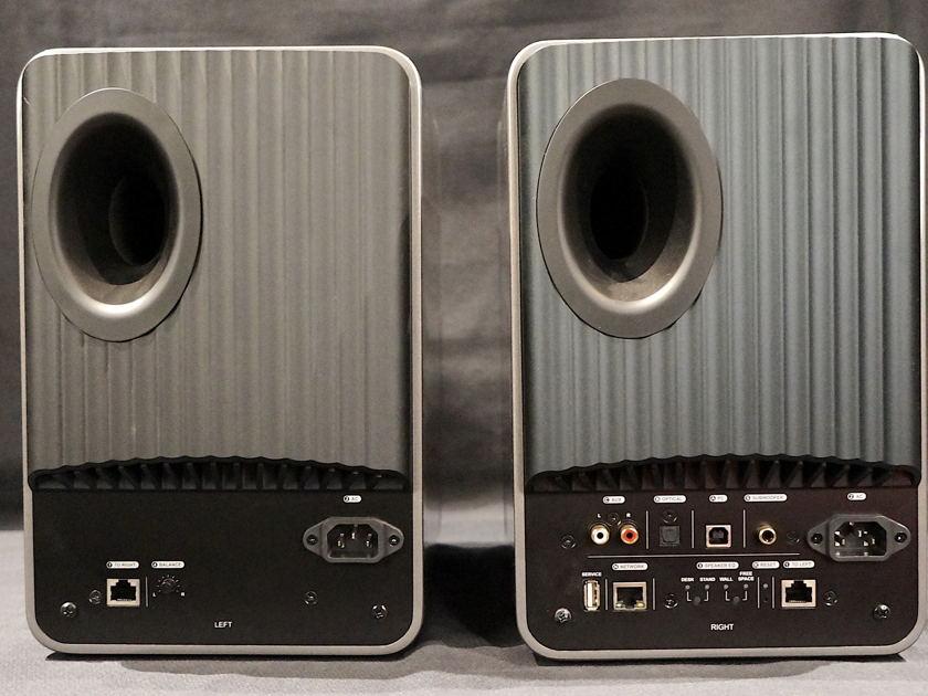 KEF LS50w Wireless - Excellent Condition Store Demo - Full Warranty!