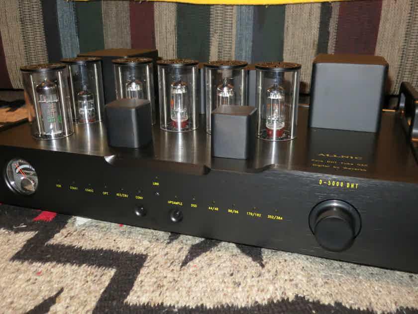 Allnic Audio D5000 DHT DAC NEW !!!