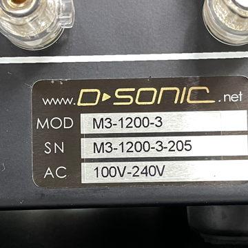 D-Sonic M3a-1200