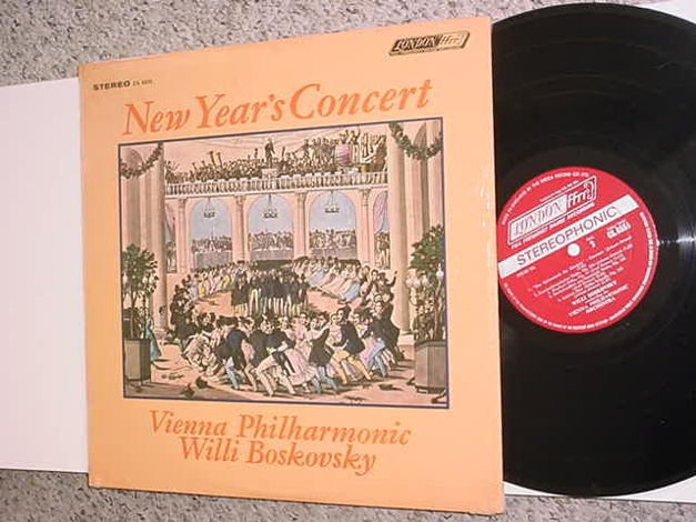 Willi Boskovsky lp record