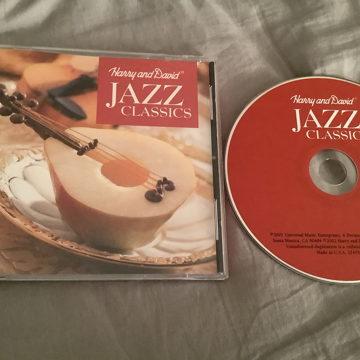 Harry And David Various Artist's  Jazz Classics