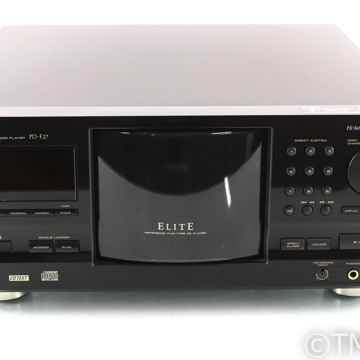 Pioneer Elite PD-F27 300 Disk CD Changer / Player