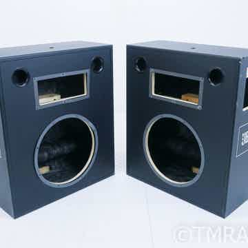 JBL Professional 3677 Speaker Cabinets; Black Pair; AS-...