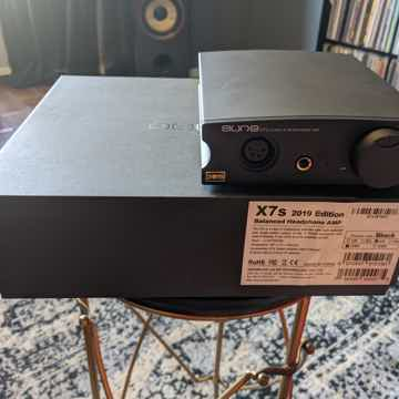 AUNE X7s and X1s DAC