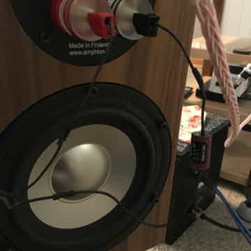 Refine your Loudspeakers, by removing the HF noise !!