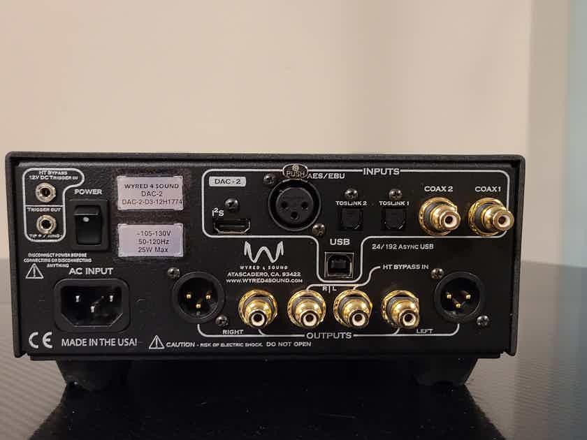 Wyred 4 Sound DAC-2
