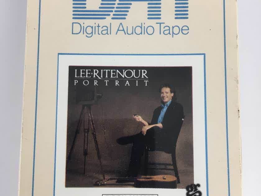 Lee Ritenour - Portrait DAT Tape, New, GRP Digital