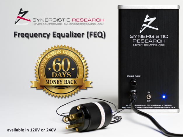 Synergistic Research FEQ - Frequency Equalizer