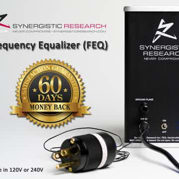 Synergistic Research FEQ - Frequency Equalizer Most Wan...