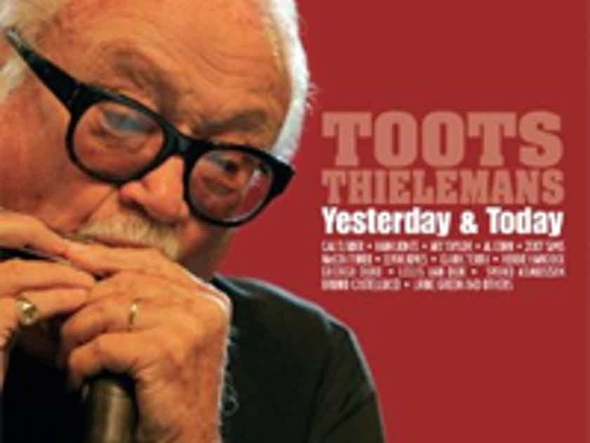 TOOTS THIELEMANS Yesterday and Today 180 gram 2 LPs