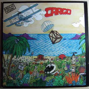 Men At Work - Cargo 1983 EX++ Vinyl LP Columbia QC 38660