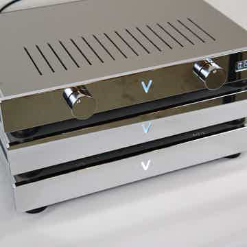 Valvet soulshine Trio - NEW tube line/phono-stage - han...