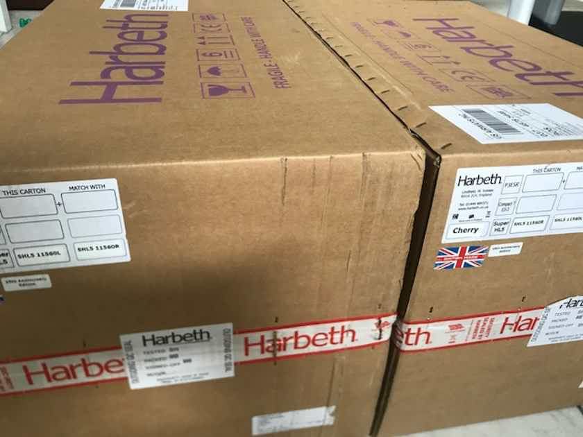Harbeth Super HL5 35th Anniversary Edition (pair) - Excellent conditon