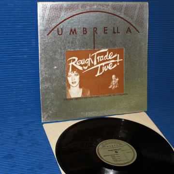 "ROUGH TRADE   - ""Rough Trade Live"" - Umbrella 1976 D-D ..."