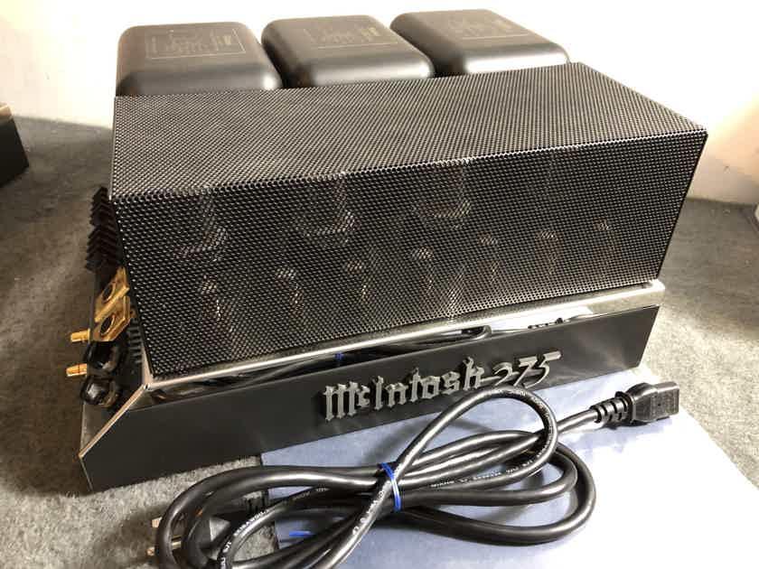 McIntosh MC-275 MK IV Tube Power Amplifier