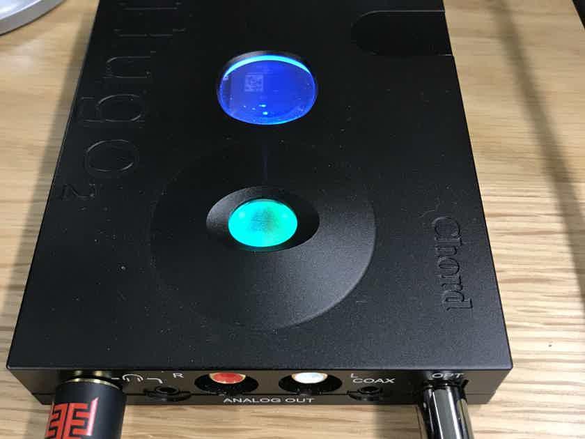 Chord Electronics Ltd. Hugo 2