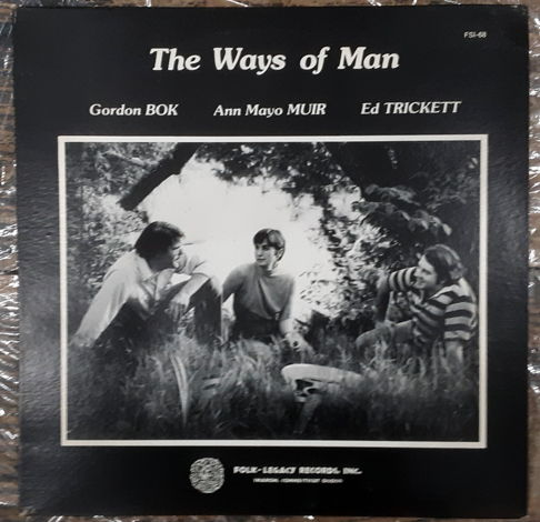 Gordon Bok, Ann Mayo Muir, Ed Trickett