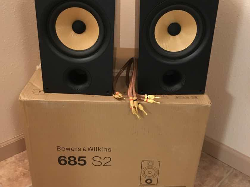 B&W (Bowers & Wilkins) 685 S2 685S2