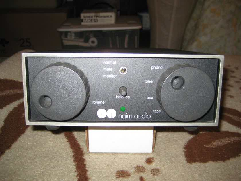 Naim 62 pre w/323 K MC boards,  recapped in '14,extra input and output,absolutely mint