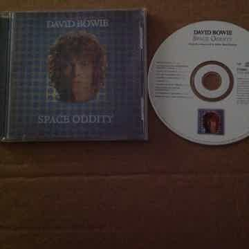 David Bowie - Space Oddity Virgin Records Compact Disc