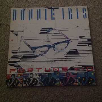Donnie Iris - Fortune 410 MCA Records Vinyl LP NM