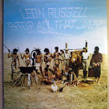 Leon Russell - Stop All That Jazz  - 1974 Shelter Reco...