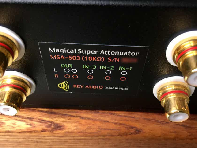 Kinoshita MSA-503 Magical Passive Attenuator
