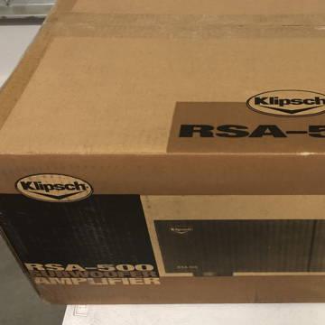 Klipsch RSA 500