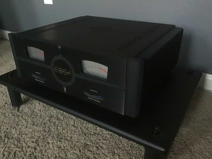Coda no.8 Continuum Power Amplifier