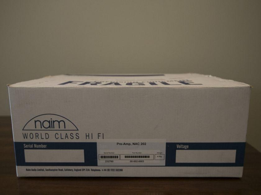 Naim Audio NAC-202 + NAPSC