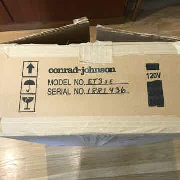 Conrad Johnson ET3SE