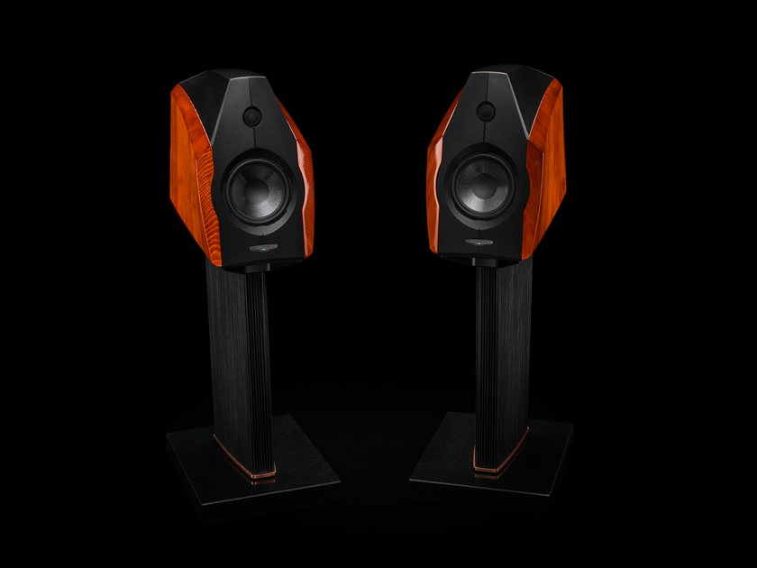 Sonus Faber Extrema Limited Edition Stand Mount Monitors - Speaker PAIR + STANDS