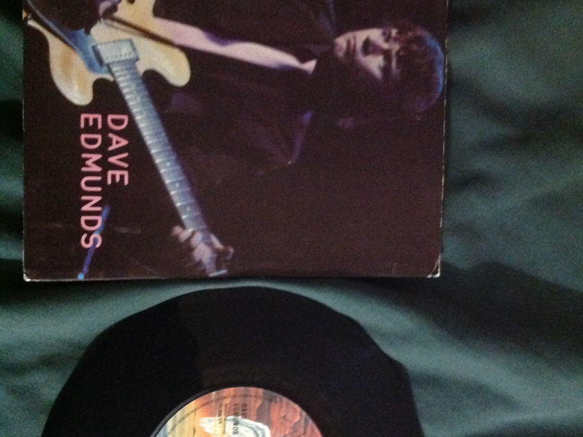 Dave  Edmunds - Singing The Blues Swan Song UK 45 With Sleeve