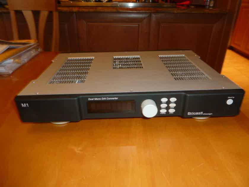 Bricasti Design M1 SE D/A Converter with Ethernet Upgrade