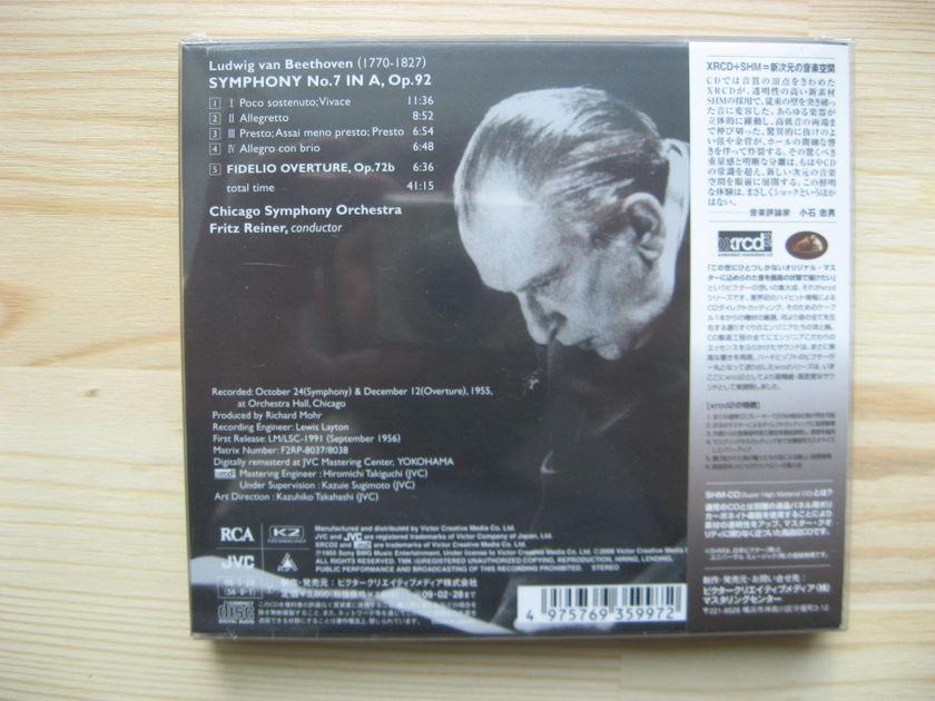 Chicago Symphony Orchestra - Beethoven: Symphony No. 7 SHM-XRCD