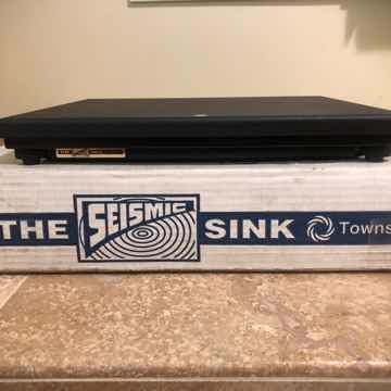 Townshend Audio Seismic Sink