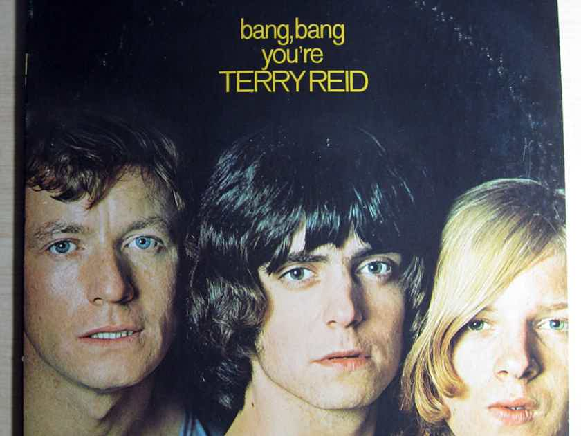 Terry Reid - Bang, Bang You're Terry Reid - Reissue Epic BN 26427