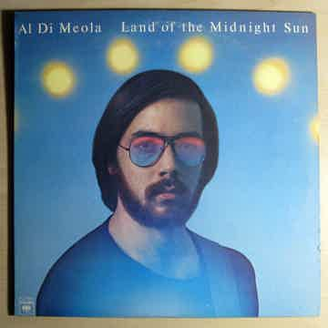 Al Di Meola - Land Of The Midnight Sun - Reissue Columb...