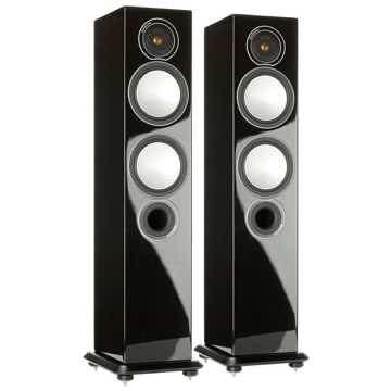 Monitor Audio SILVER 6 Floorstanding Loudspeakers - Pia...