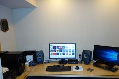 jazzman7's Desktop Setup