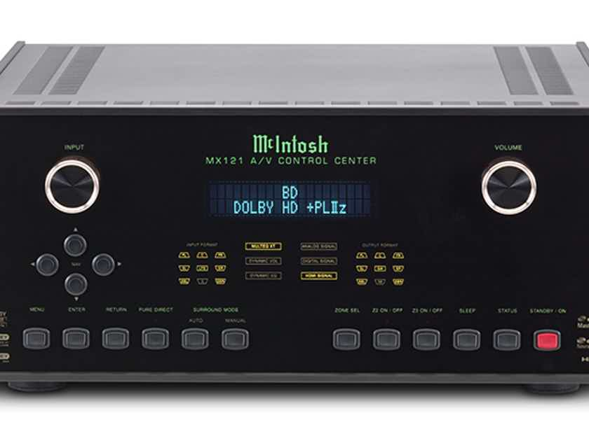 McIntosh MX-121 New-in-Box with Warranty